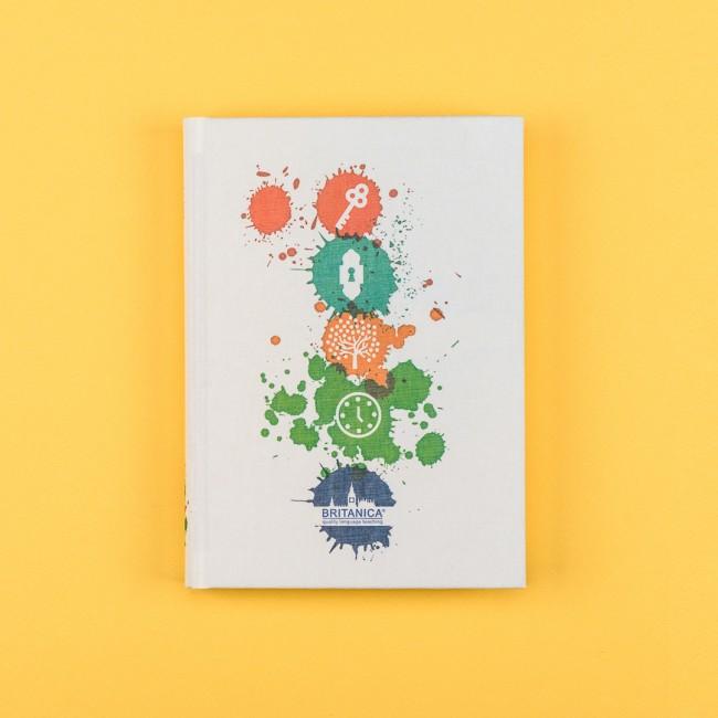 Britanica Diary Book 2015