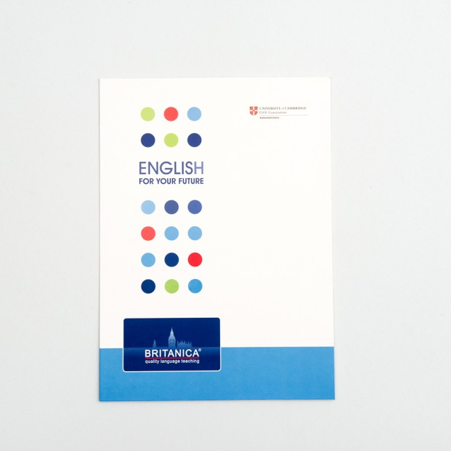 Britanica Folder 'Global Village'